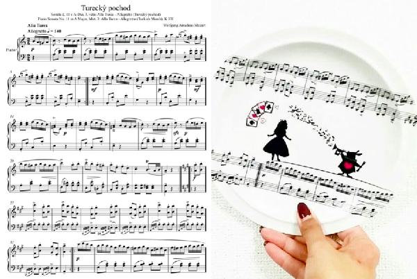 【セット割】楽譜転写紙 5枚セット