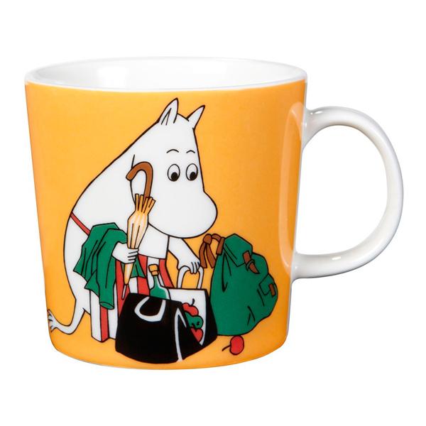ARABIA Moomin マグカップ300ml ムーミンママ