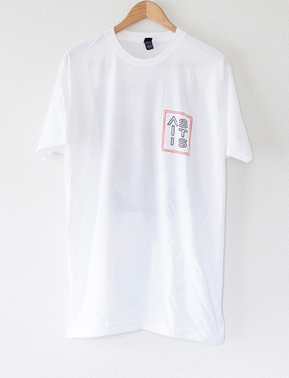 【AS IT IS】Wounded World T-Shirts (White)