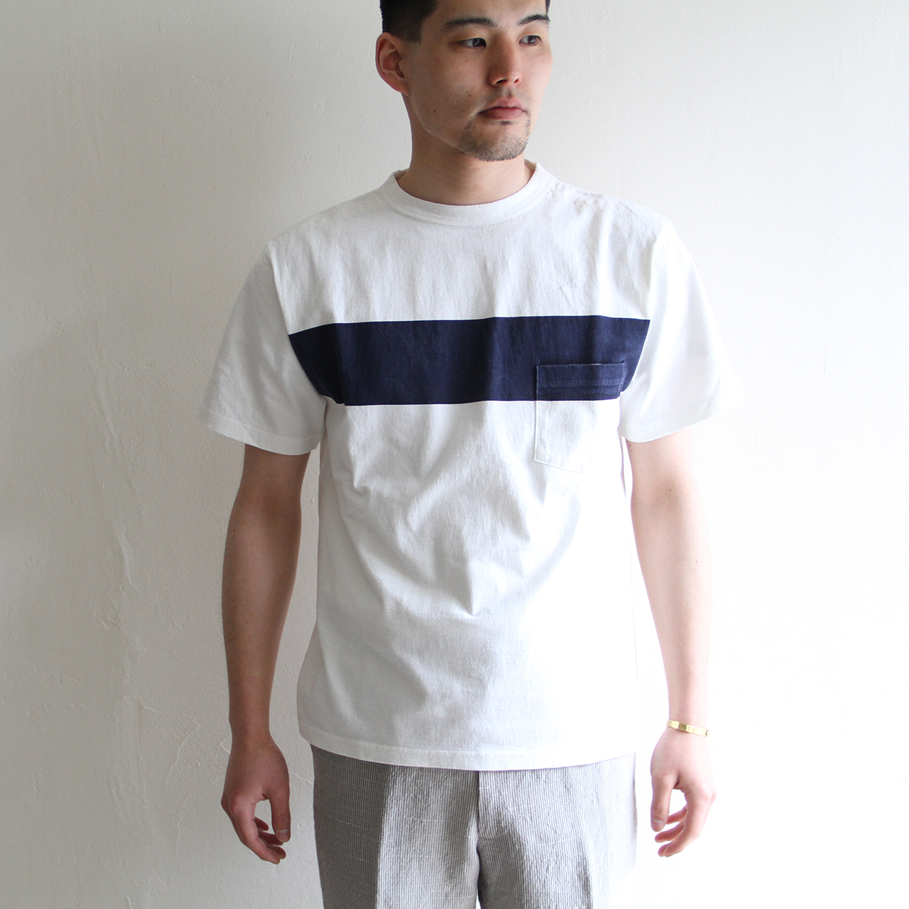 KAPTAIN SUNSHINE【 mens 】new west coast tee