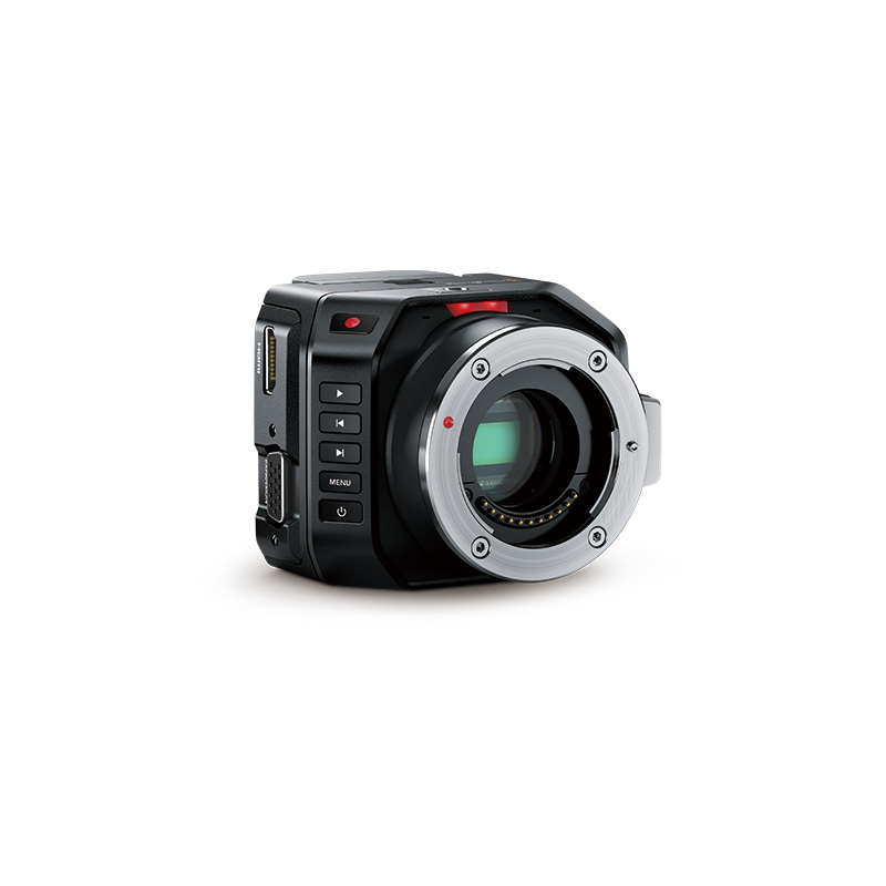 [新古品] Blackmagic Micro Cinema Camera