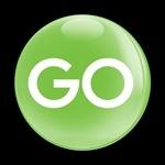 ゴーバッジ(ドーム)(CD0264 - GO GREEN 01) - 画像1