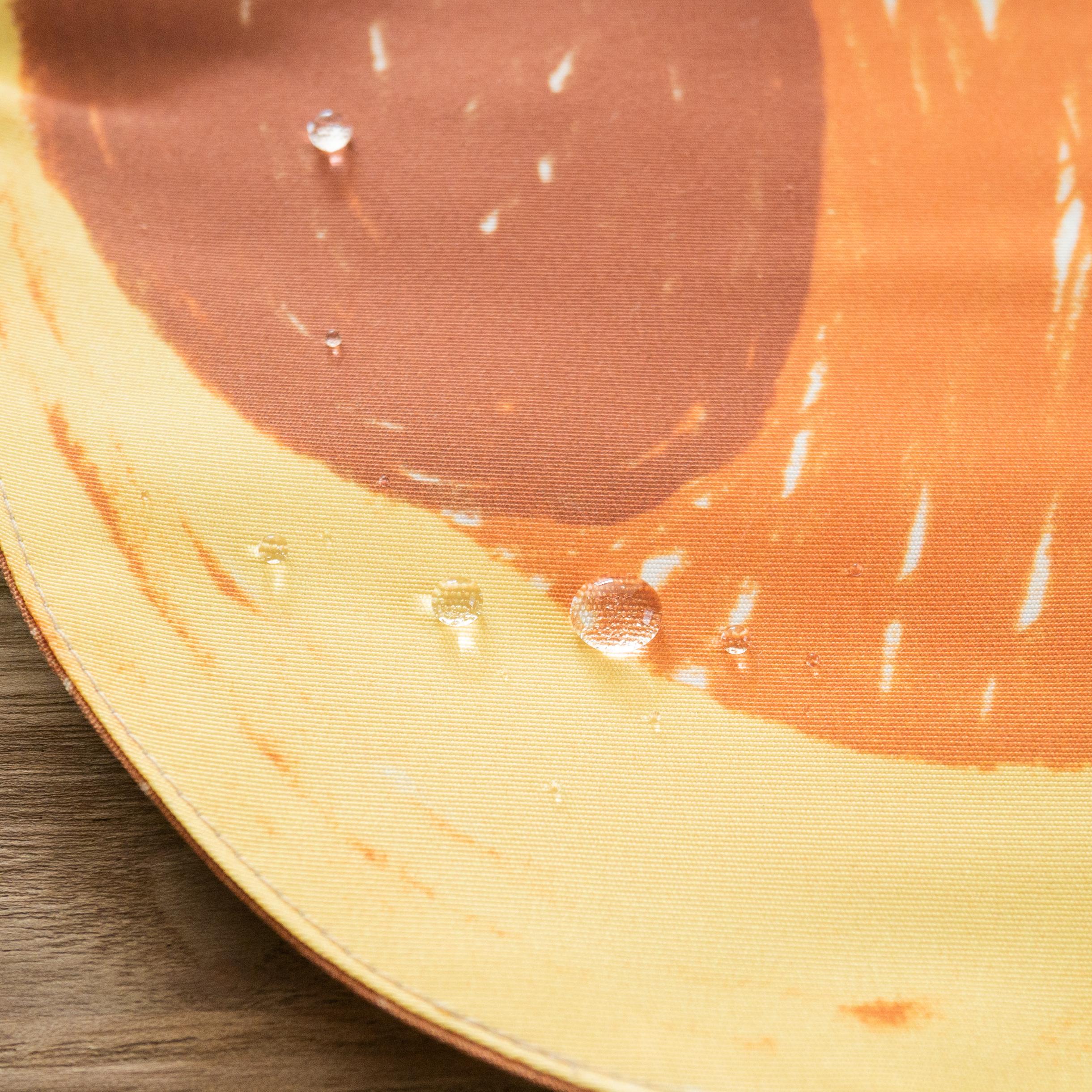 ランチョンマット ぐるぐるチョココロネ