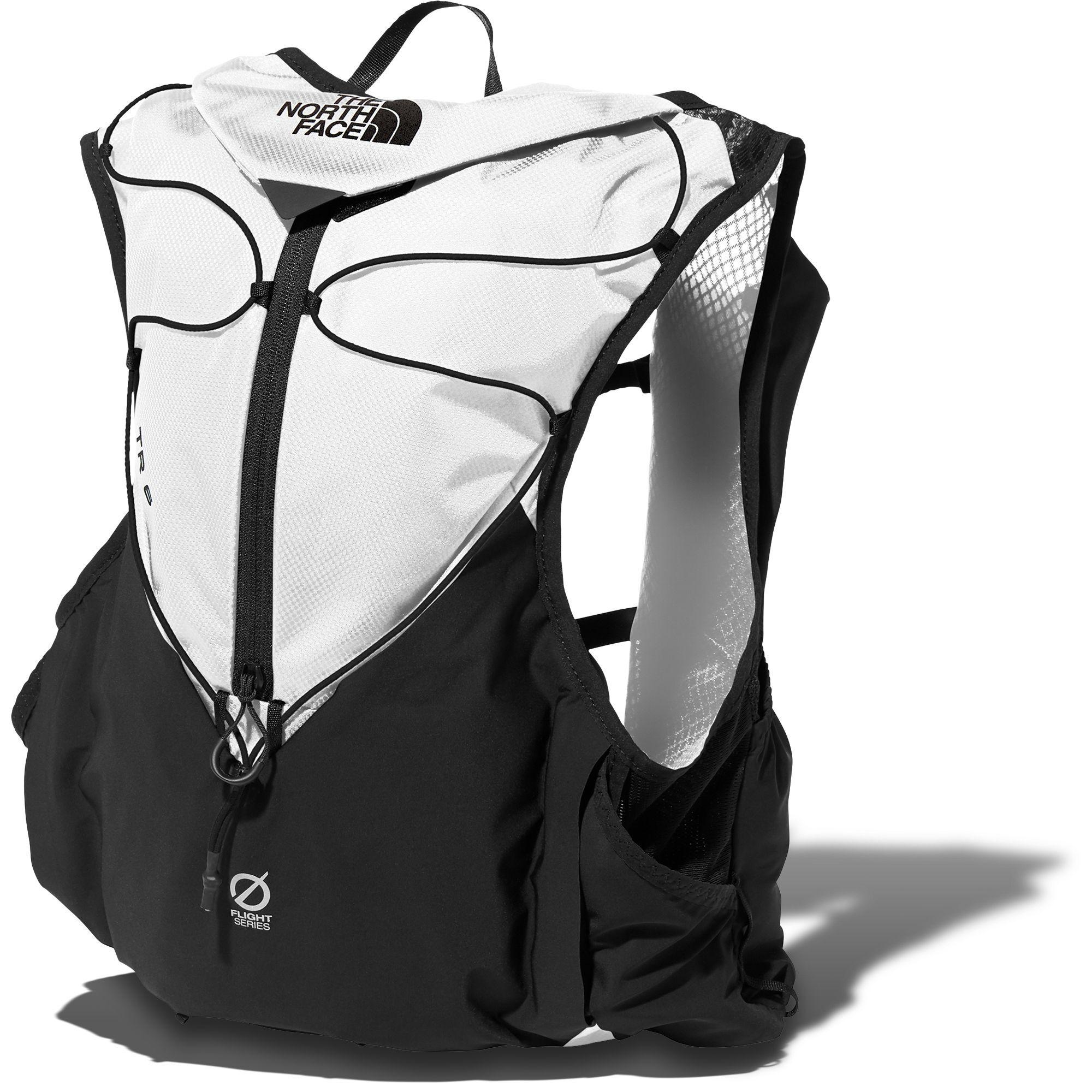THE NORTH FACE ザノースフェイス TR6 ティーアール6 ブラック×ホワイト(WK) NMNM62105【ザック】【ランニングパック】