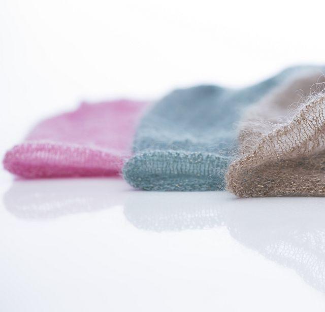 【送料無料】こころが軽くなるニット帽子amuamu|新潟の老舗ニットメーカーが考案した抗がん治療中の脱毛ストレスを軽減する機能性と豊富なデザイン NB-6507|MOCHA - 画像2