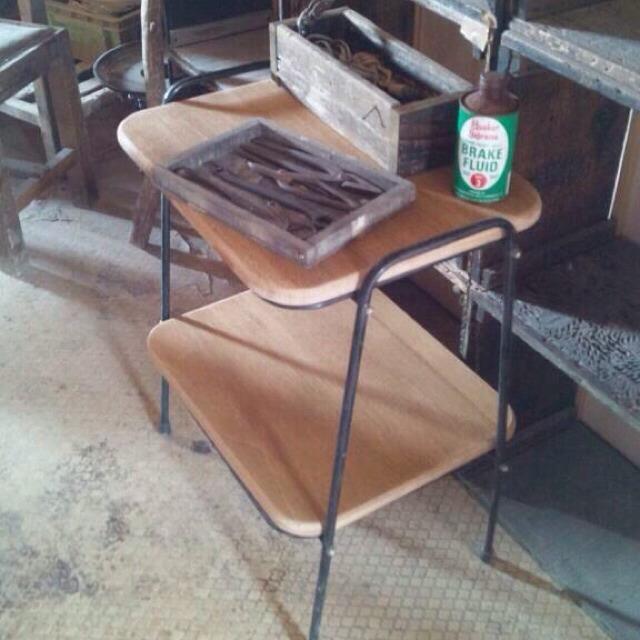 2段 ワゴンテーブル