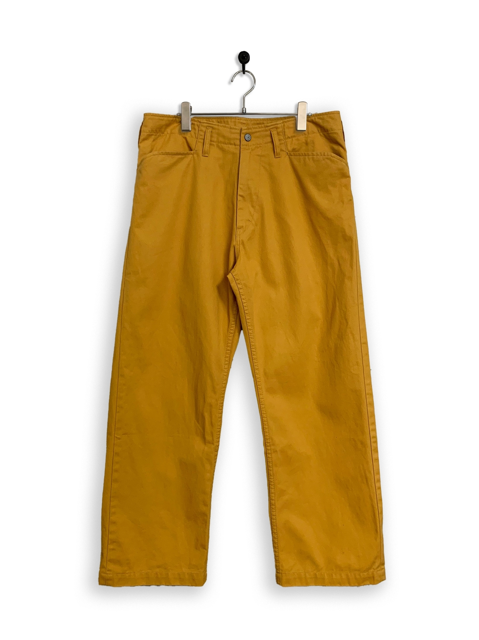 Cotton Twill Frisco Pants/ mustard