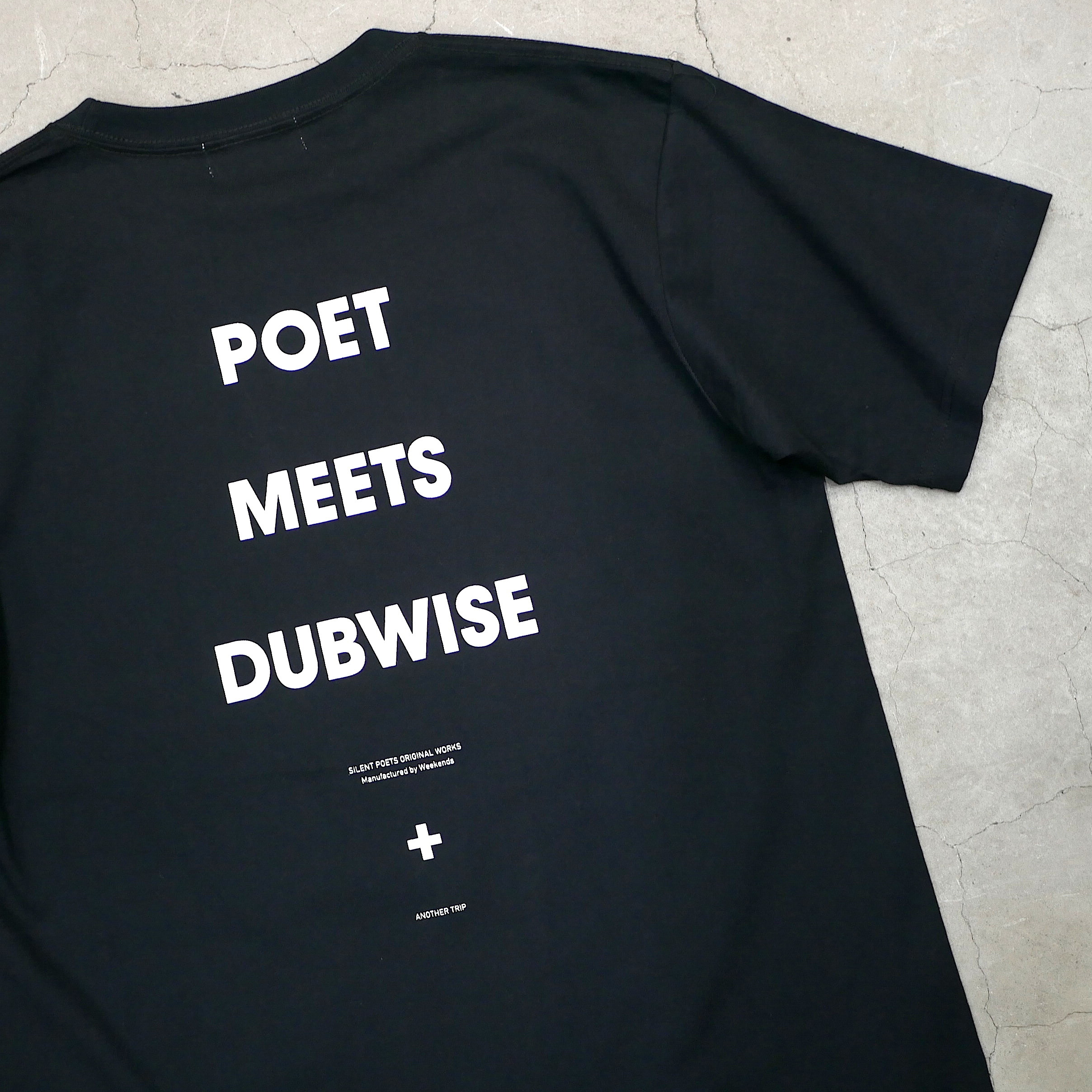 【40%OFF】SILENT POETS / T-SHIRTS(POET MEETS DUBWISE)