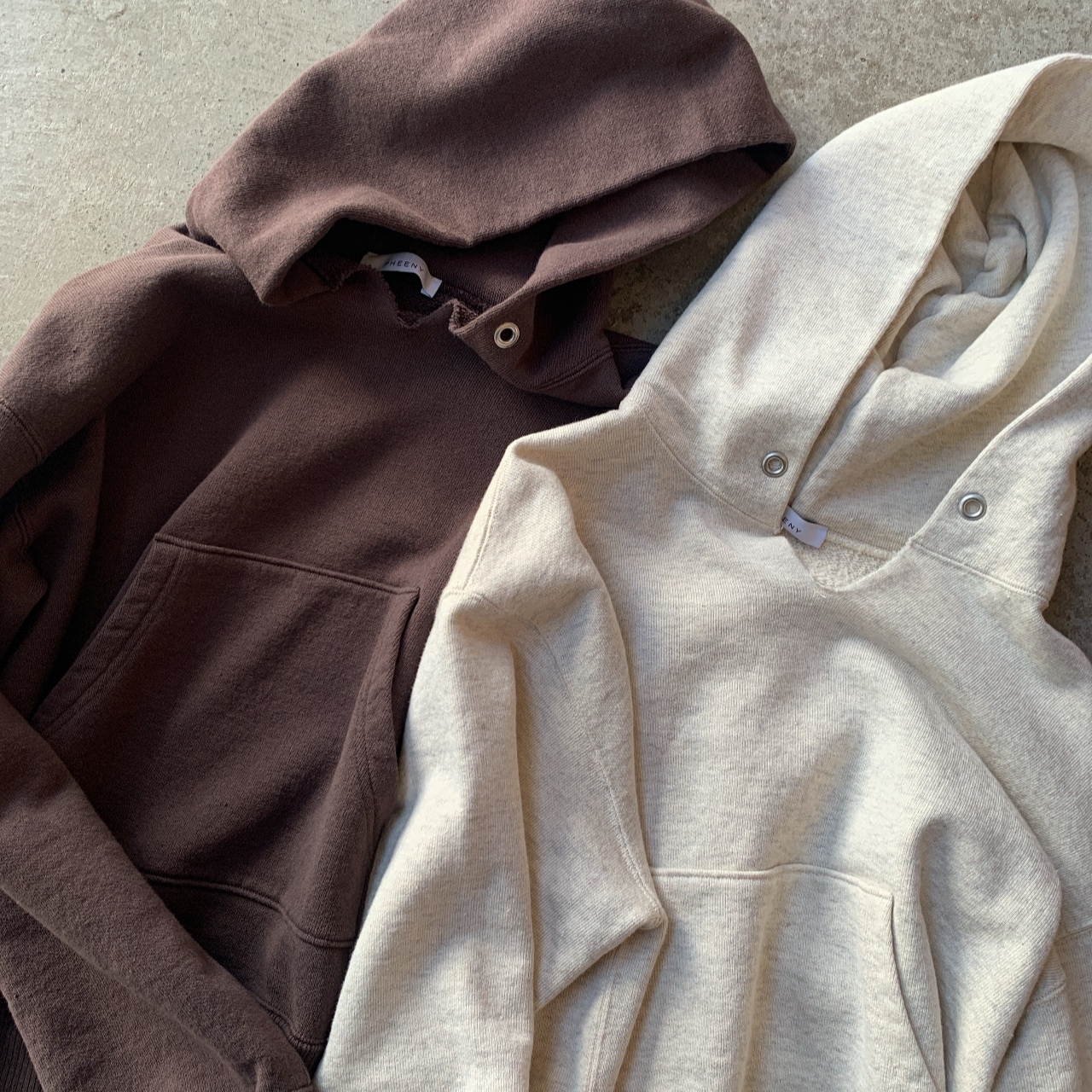 PHEENY - Hooded sweat shirt