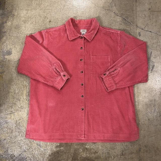 Llbean Corduoy Shirt #TP-558