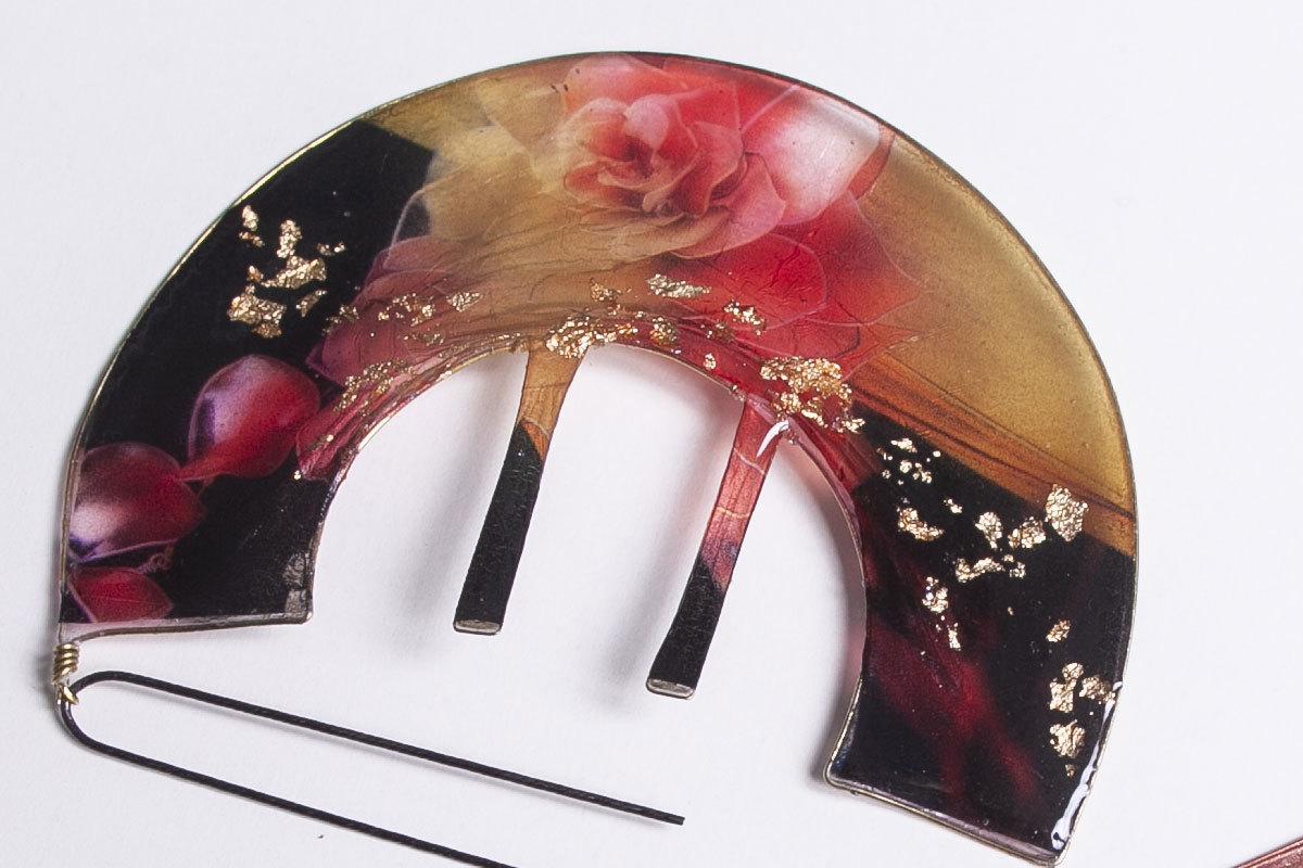 【絢爛】ー櫛 comb