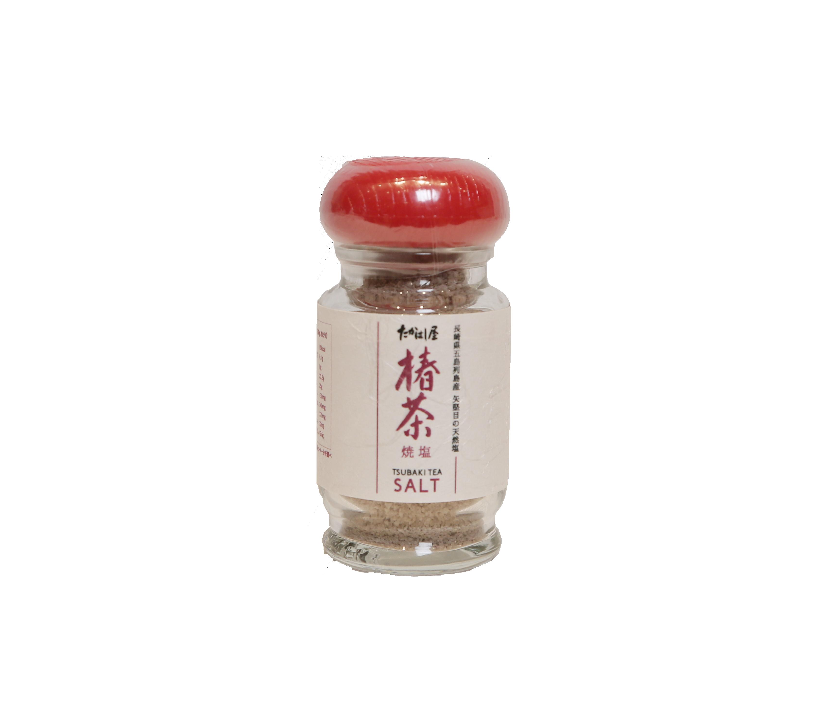 五島の塩 椿茶塩 50g 【たかはし屋】