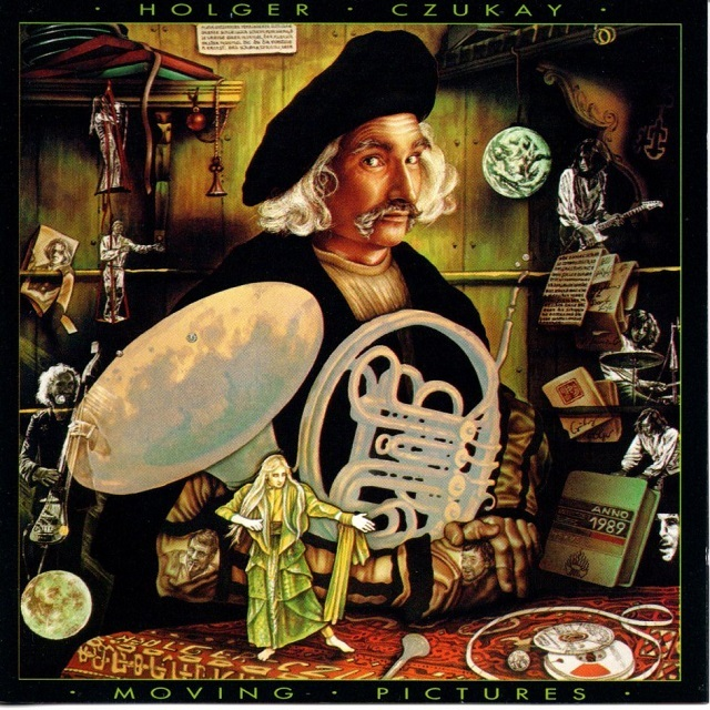 【CD・英盤】Holger Czukay / Moving Pictures