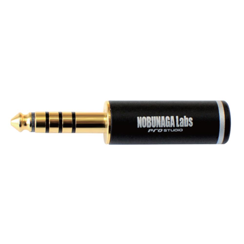 4.4mm5極プラグ NLP-PRO-TP4.4/5 :: NOBUNAGA Labs pro studio
