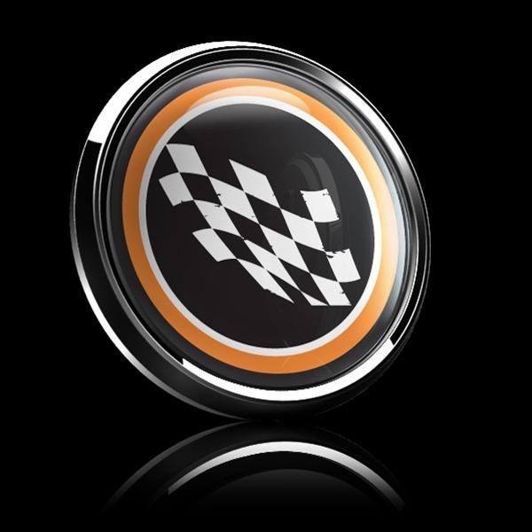 ゴーバッジ(ドーム)(CD0140 - FAST 10) - 画像2
