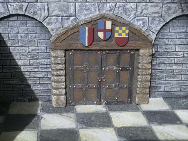 通用門(表側・裏側1組) - 画像2