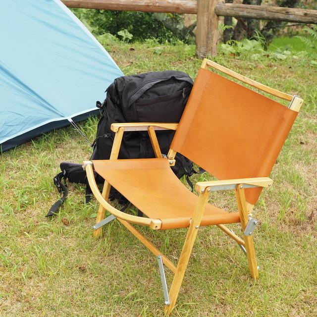 コピー:ワイド カーミットチェア / Kermit Chair 交換用レザーファブリック CAMP