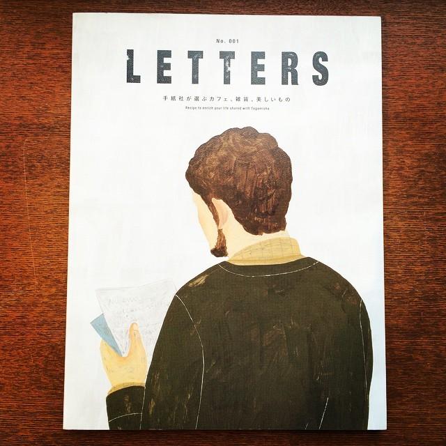 リトルプレス「LETTERS」 - 画像1