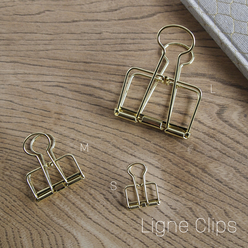 Ligne Clips リーンクリップ [GOLD]