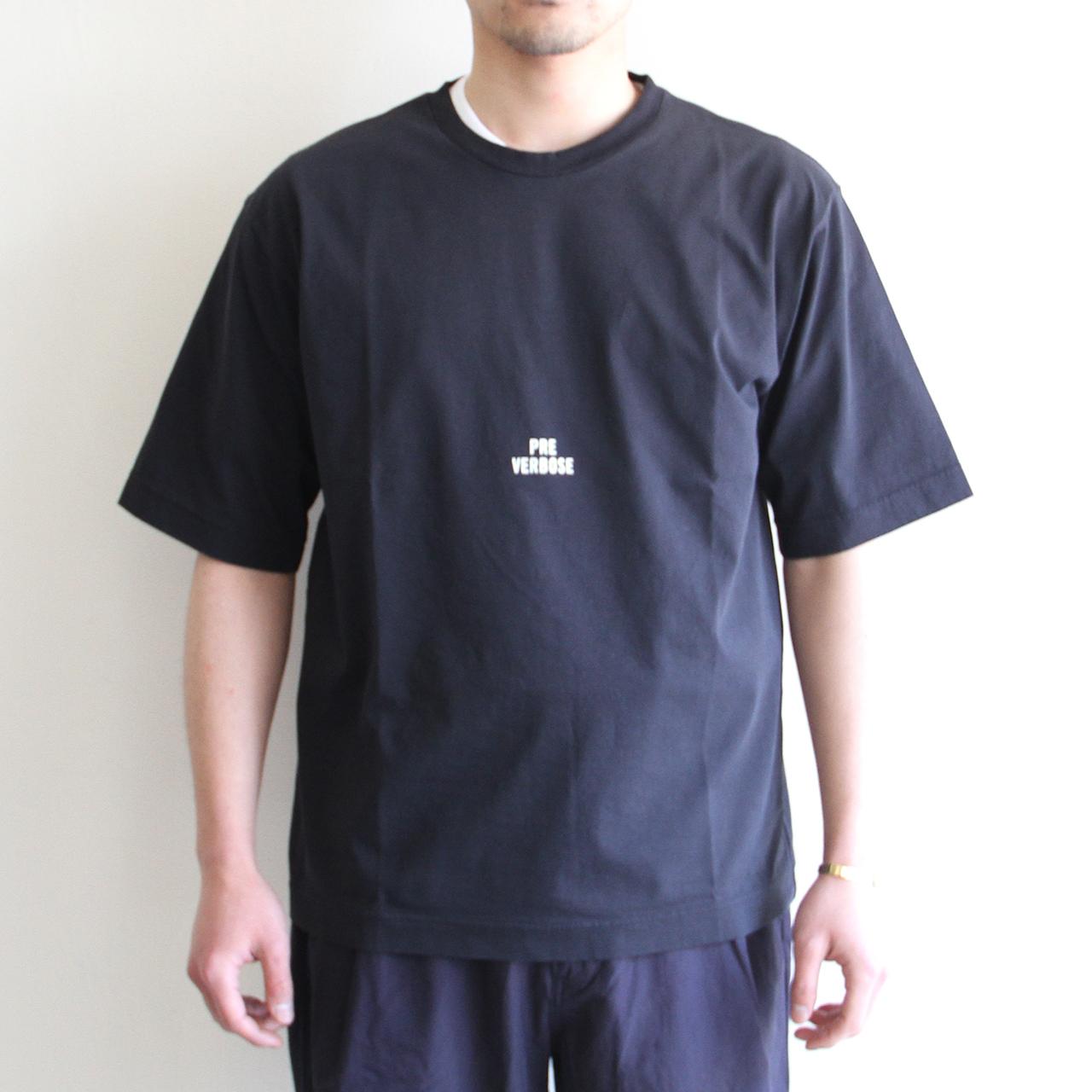 STILL BY HAND【 mens 】 crew neck tee