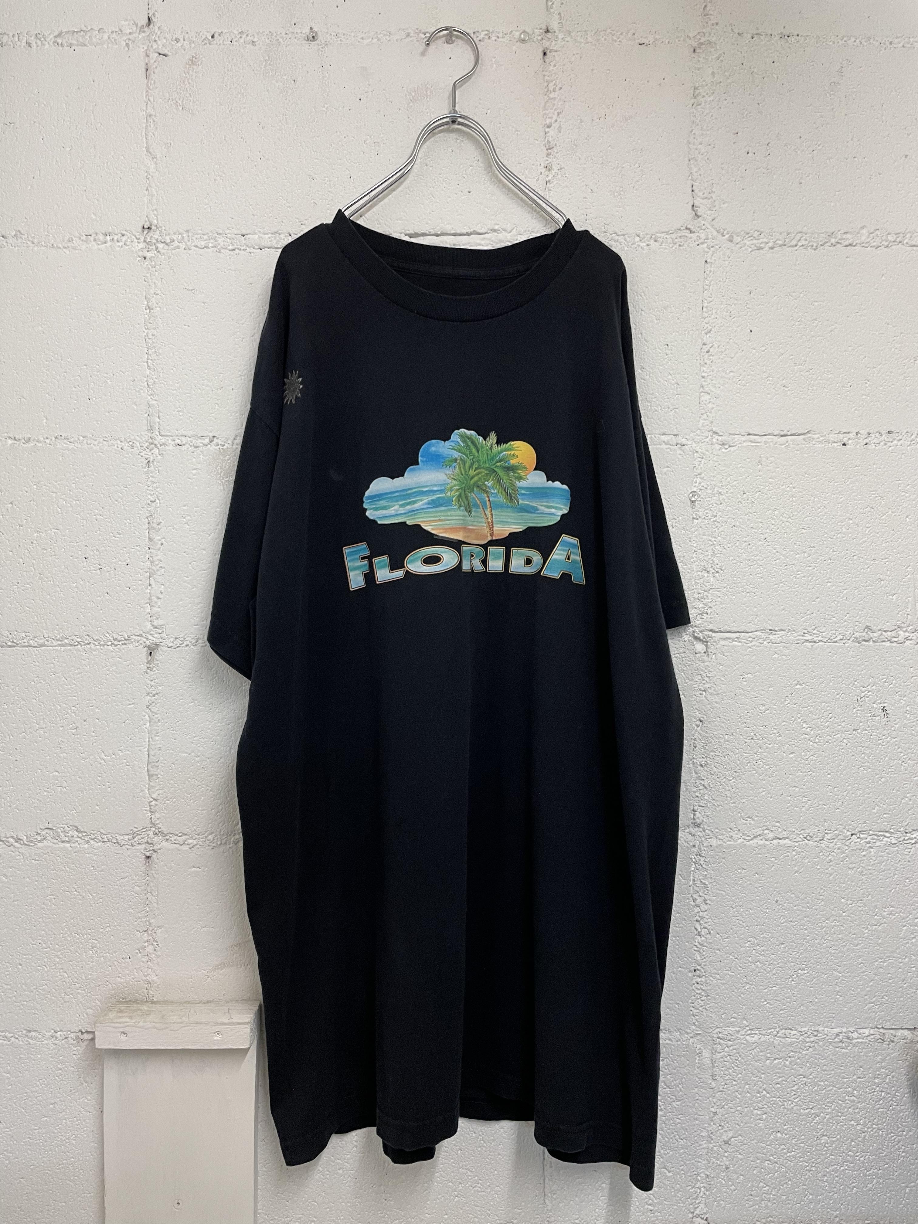 【USED】FLORIDA tee