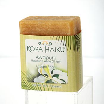 Kopa Haiku Creamsoap Awapuhi