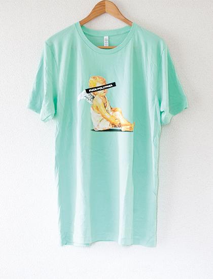 【POLYPHIA】Angel T-Shirts (Mint)
