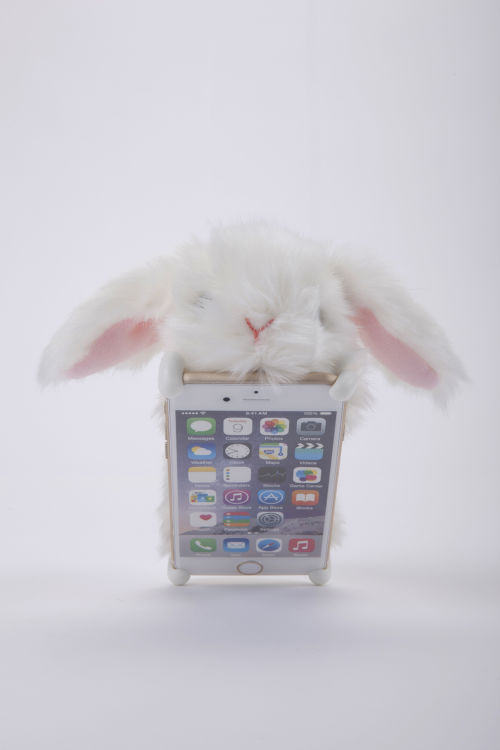 ZOOPY ロップイヤー 白 【6s Plus/6 Plus】