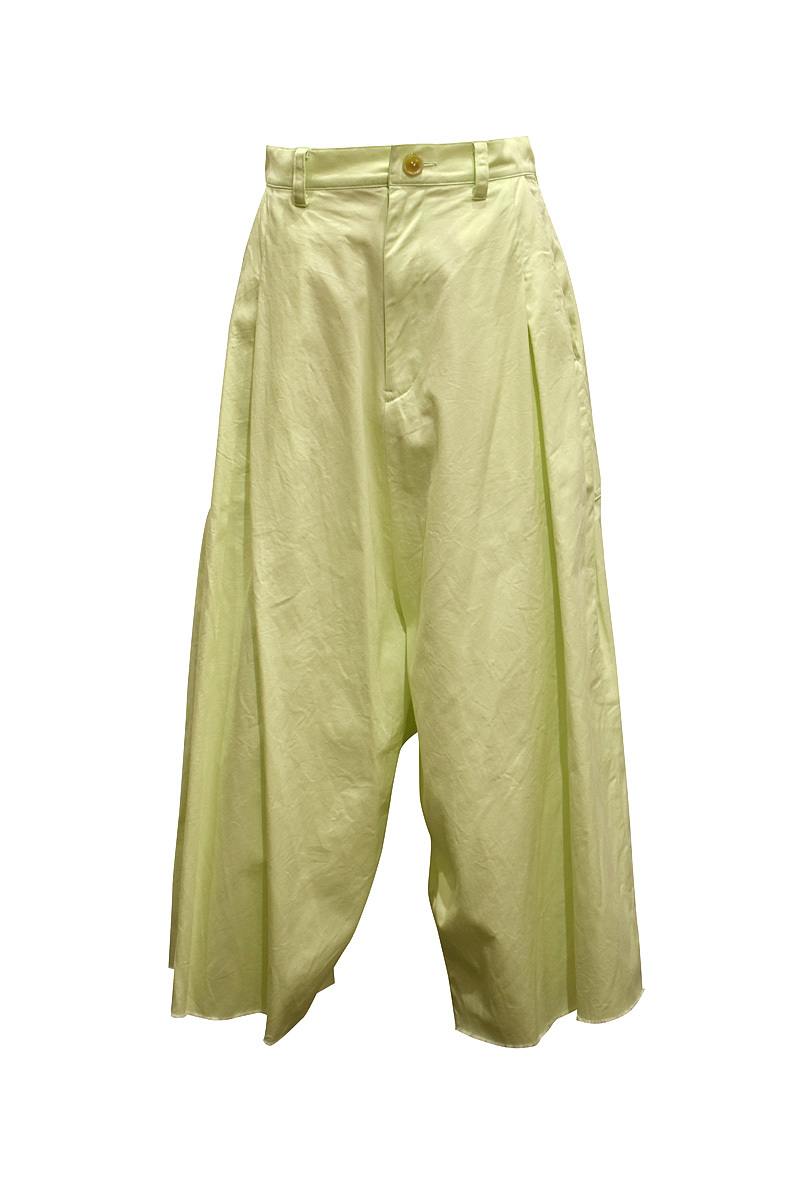RIDDLEMMA / Color pants / Muscat