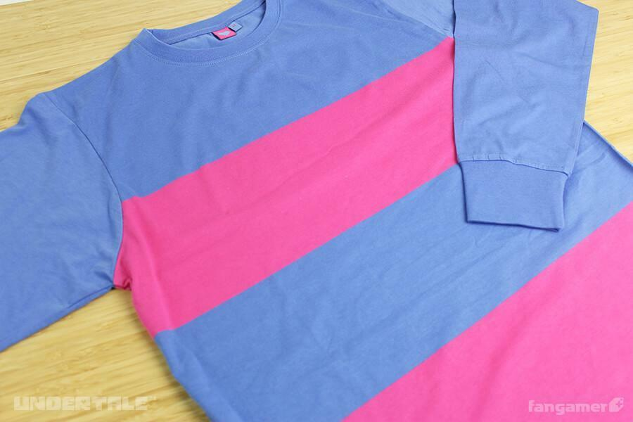よこじまのシャツ / UNDERTALE ( アンダーテイル )