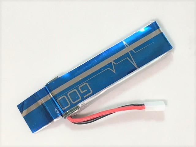 春のバッテリー祭り特価★基板付き改良版★ブルーラベル★ K110 リポバッテリー 3.7V 520mAh 30C
