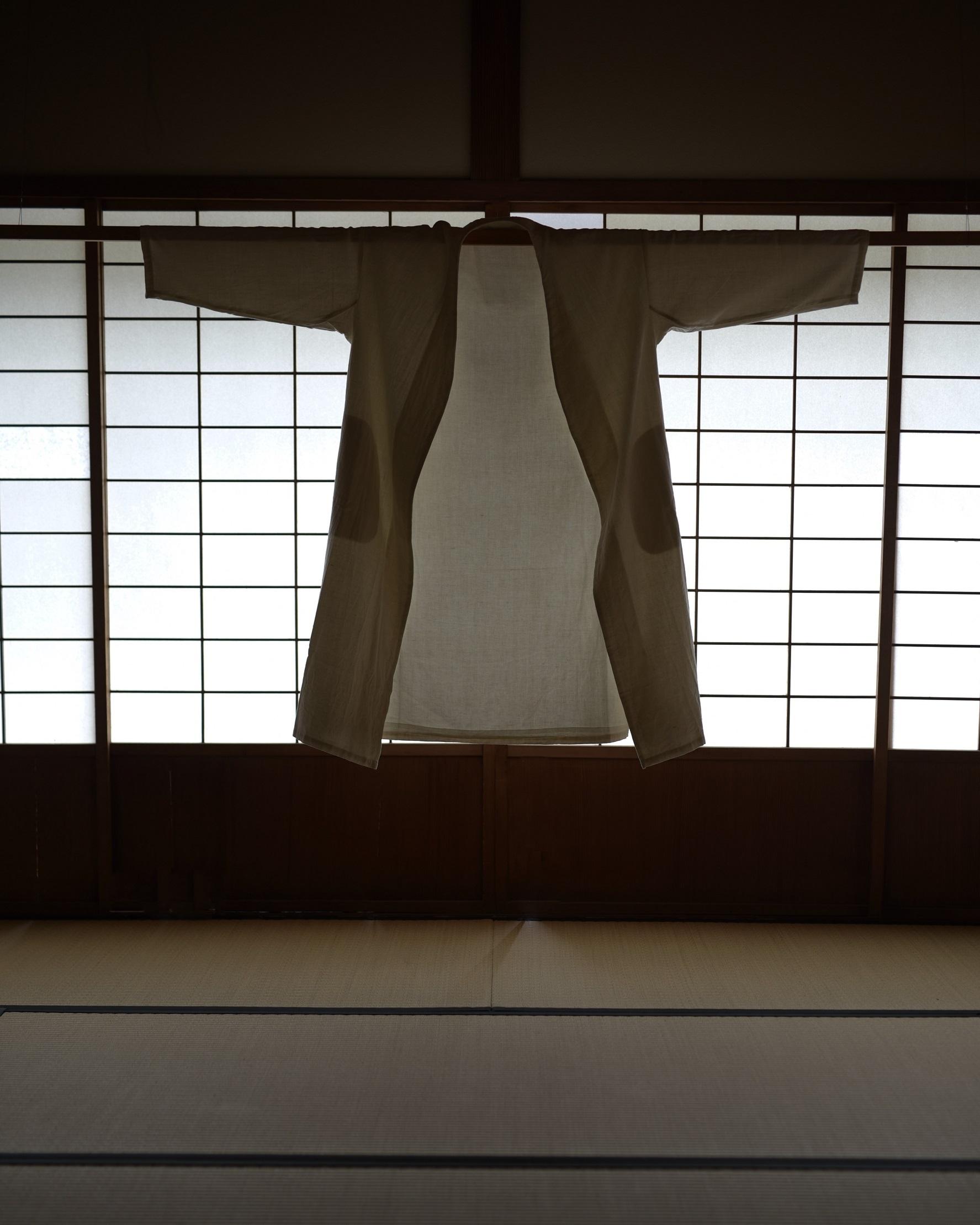 御茶屋跡 × YAECA khadi  ユニセックス| 羽織り