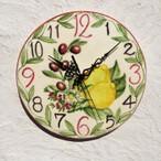 オリーブ&レモン&ローズマリーの時計
