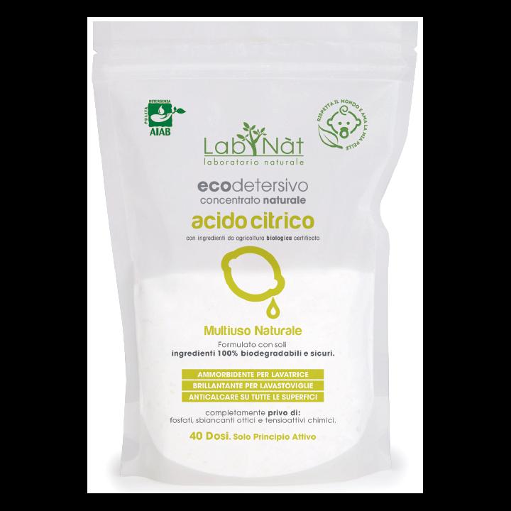 Bio ZECA ナチュラル多目的洗剤 500g