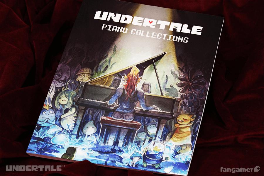 ピアノコレクション 1(英語版)/ UNDERTALE アンダーテイル