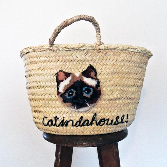 CATかごLarge バーマン