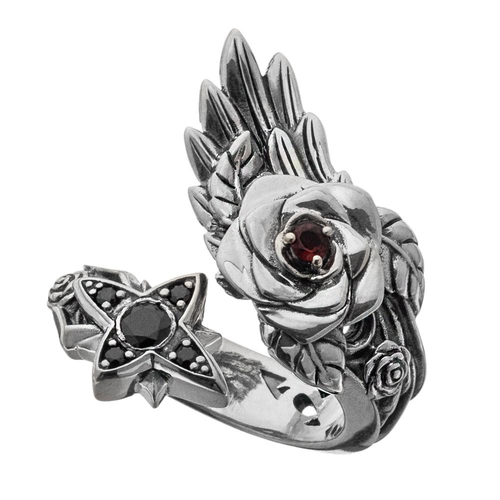 薔薇リング AKR0057 Rose ring