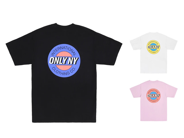 ONLY NY|International Clothing Co. T-Shirt