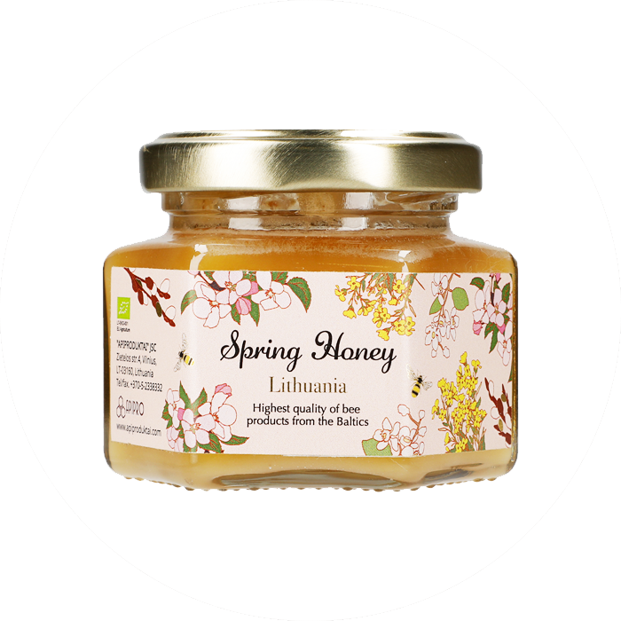 Spring Honey (春の百花蜜)