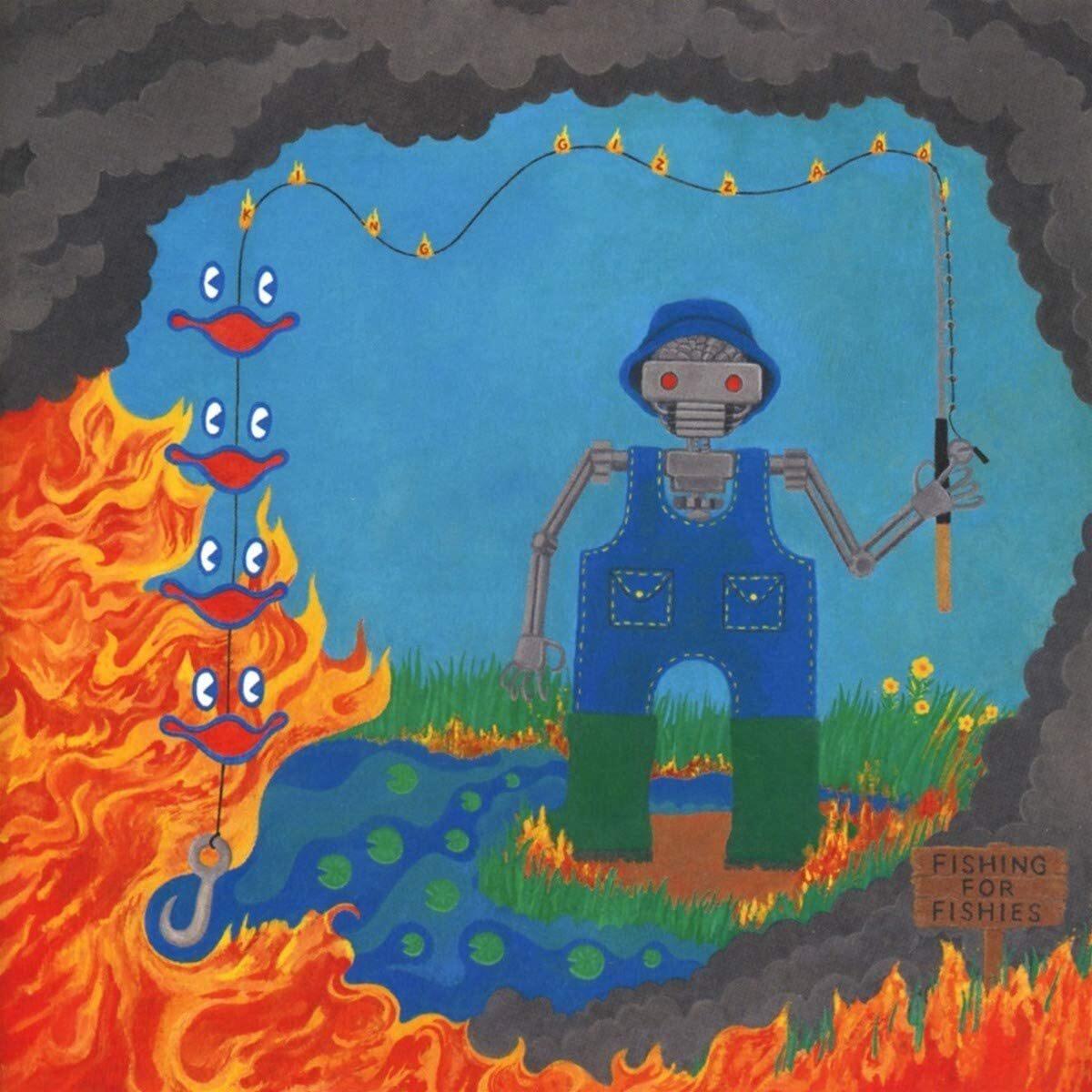 King Gizzard & the Lizard - Fishing For Fishies (LP)