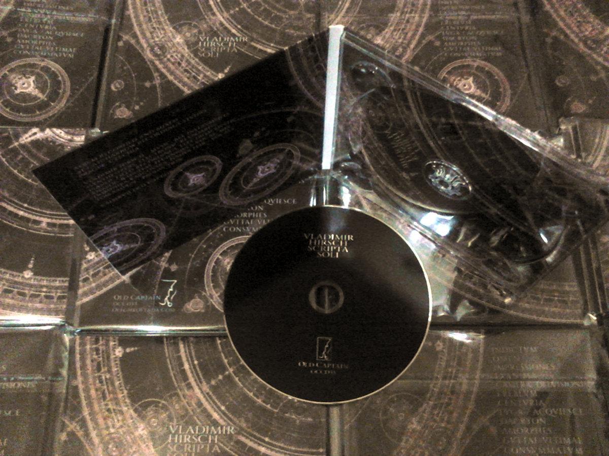 Vladimir Hirsch - Scripta Soli CD - 画像2