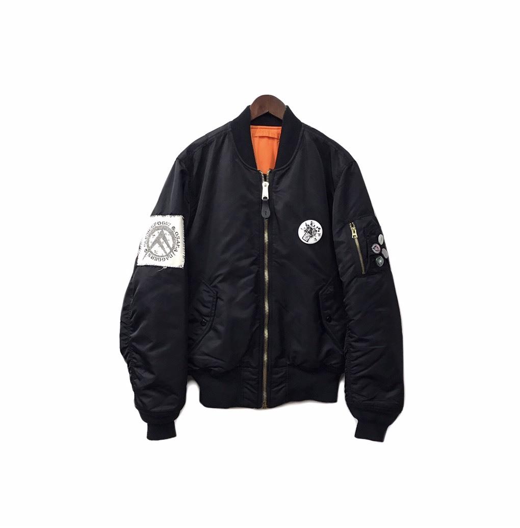 USED - Remake Flight Jacket ¥15500+tax