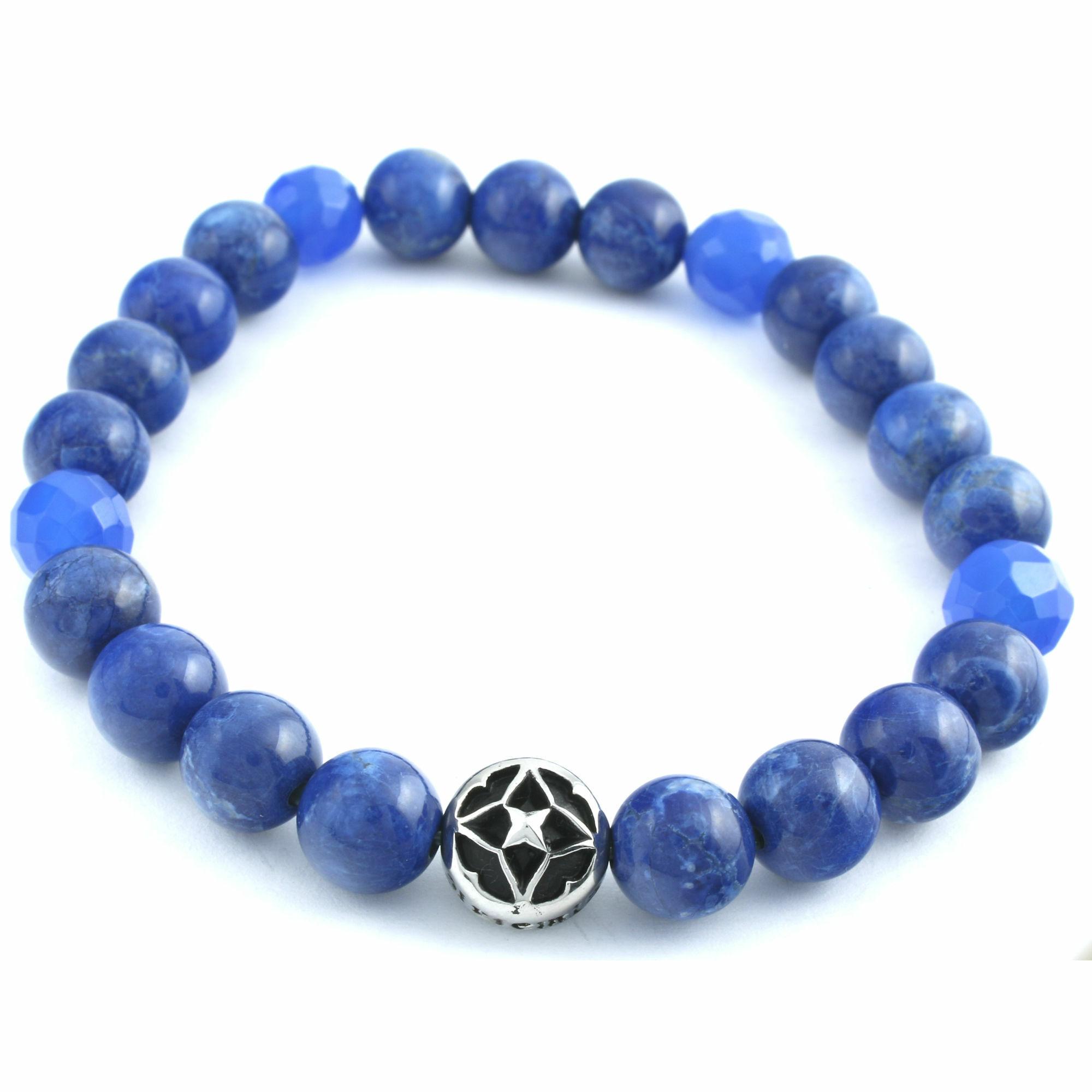 トレサリーラピスカラー数珠ブレス ACB0104