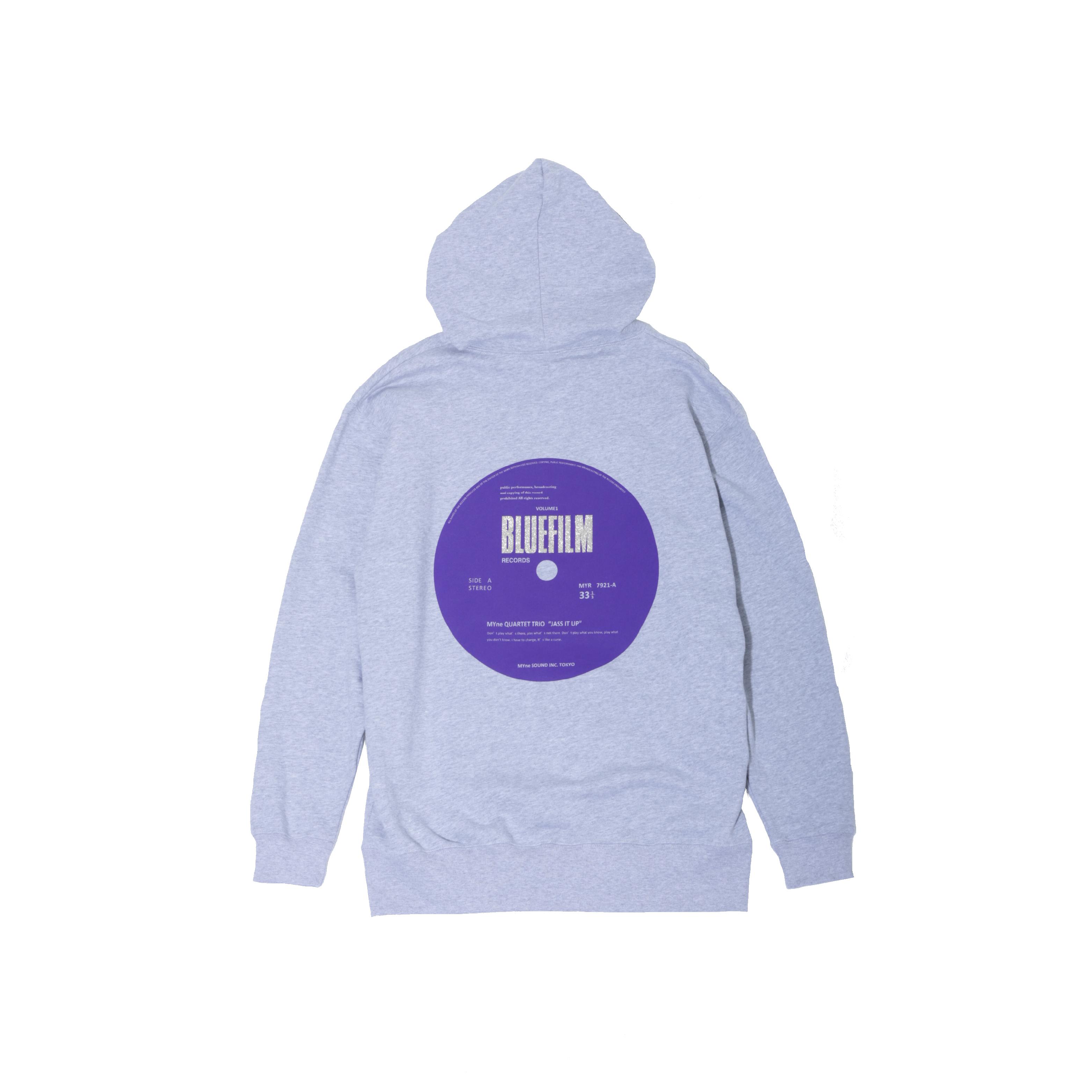 BLUE FILM hoodie - 画像4