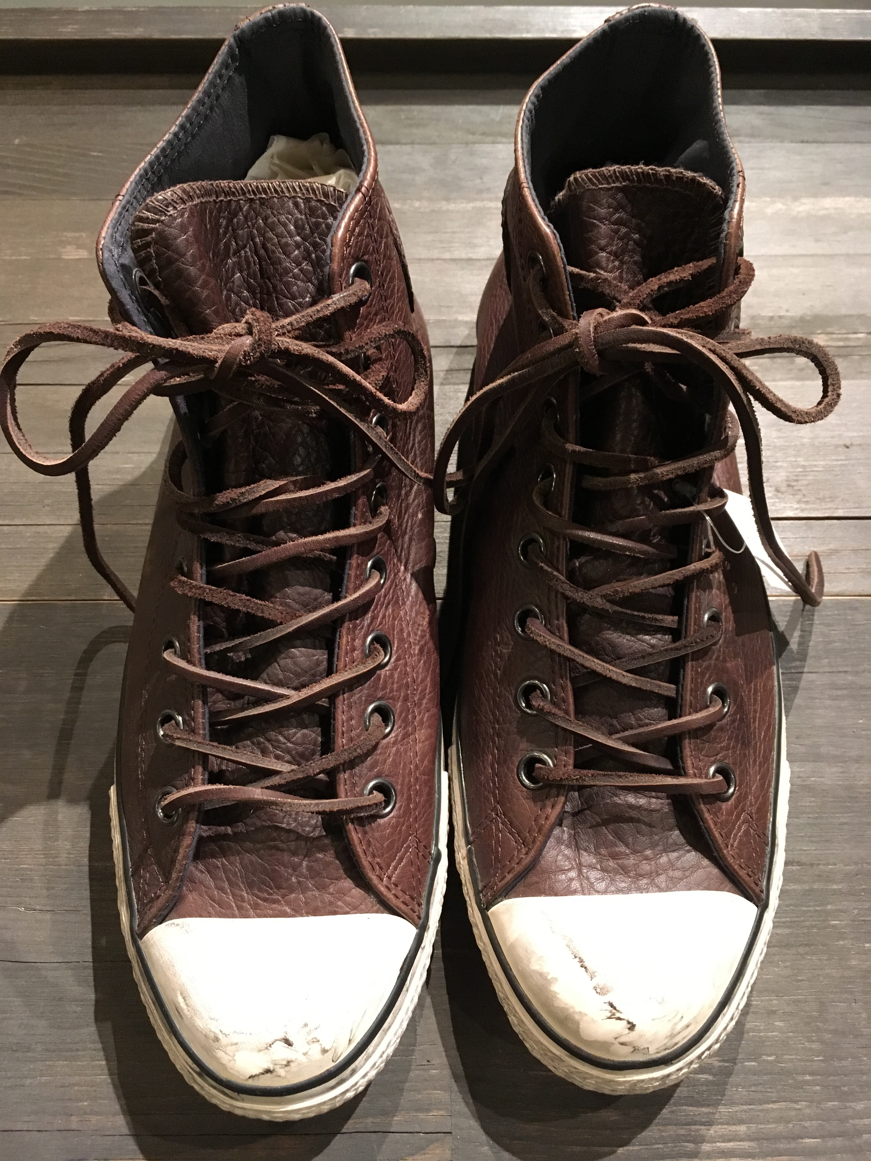CONVERSE ALL STAR J/VALVAT U.S.A ヴィンテージスニーカー