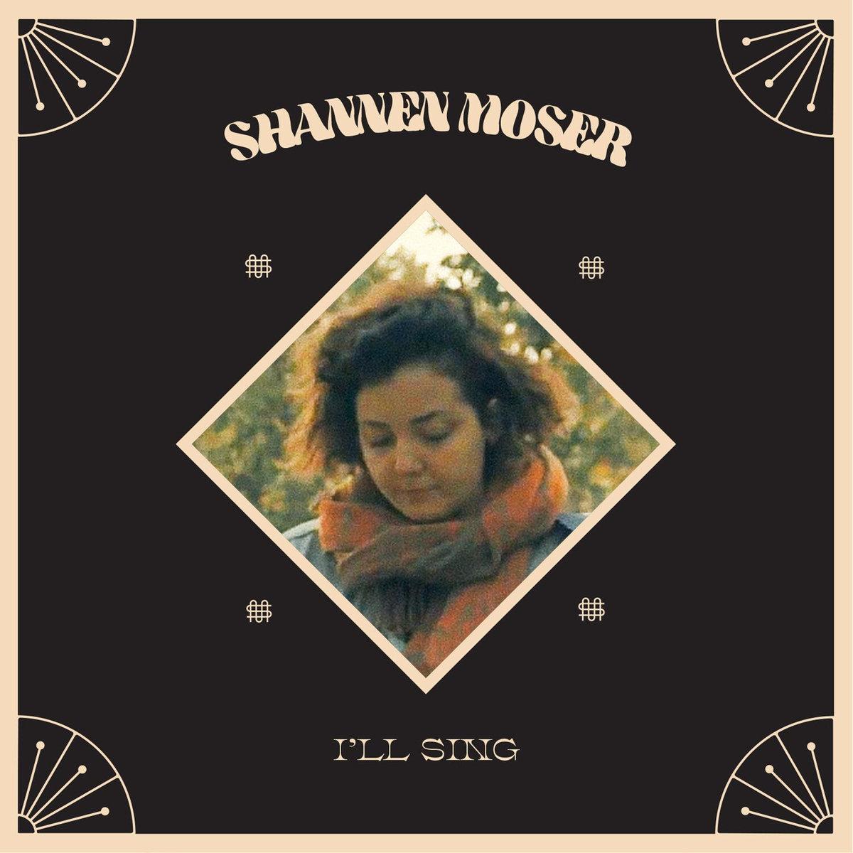 Shannen Moser / I'll Sing(850 Ltd LP)