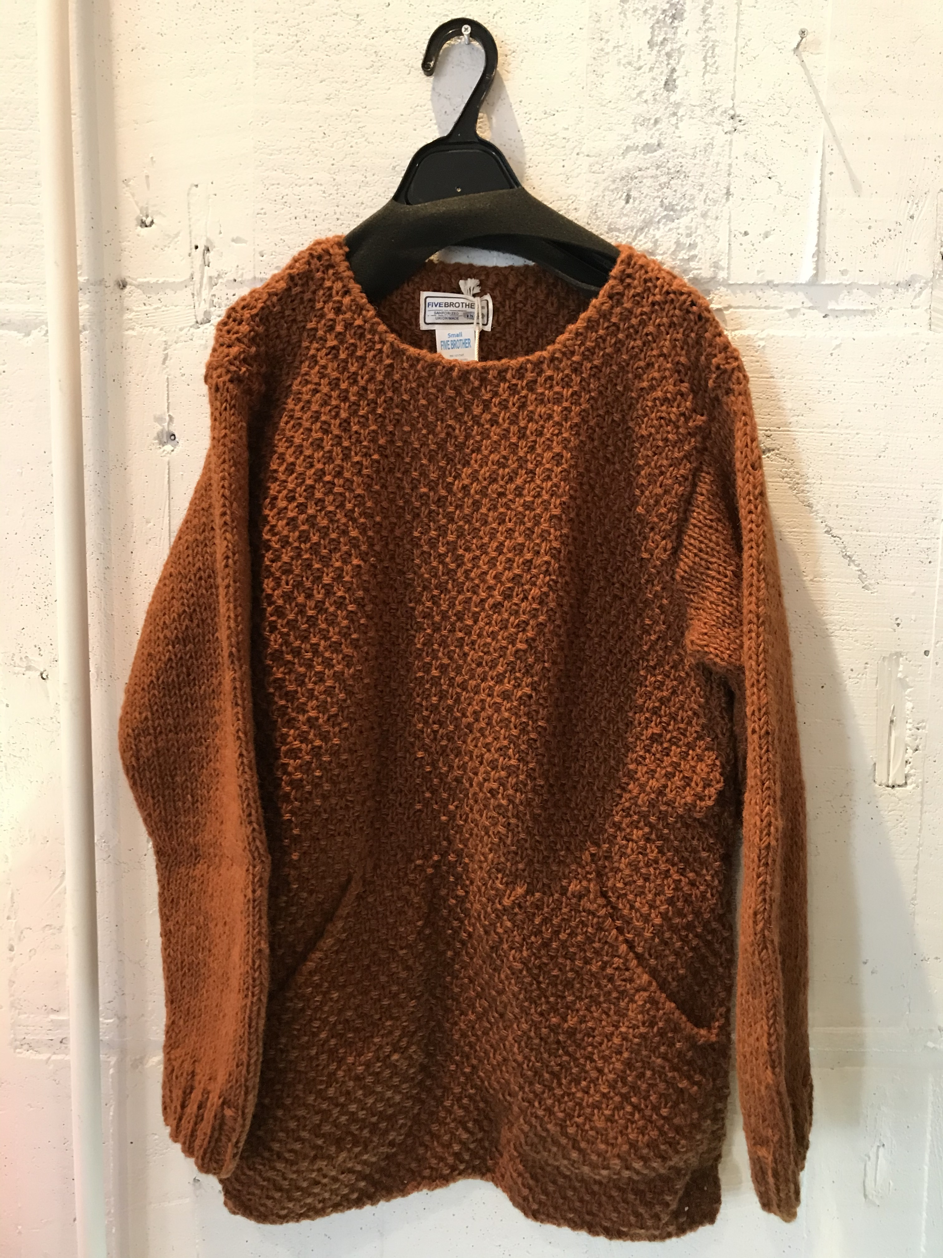 FIVEBROTHER / HAND KNIT
