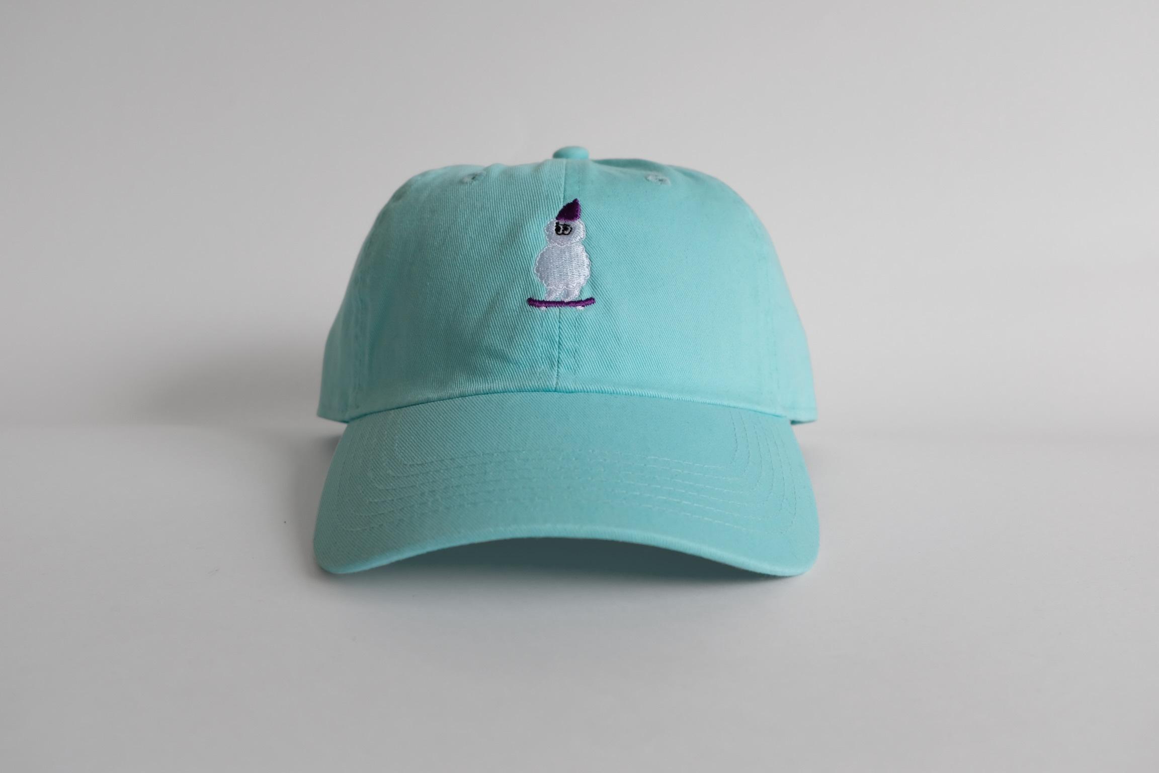 """SBW """"Mokkun"""" Cotton cap"""