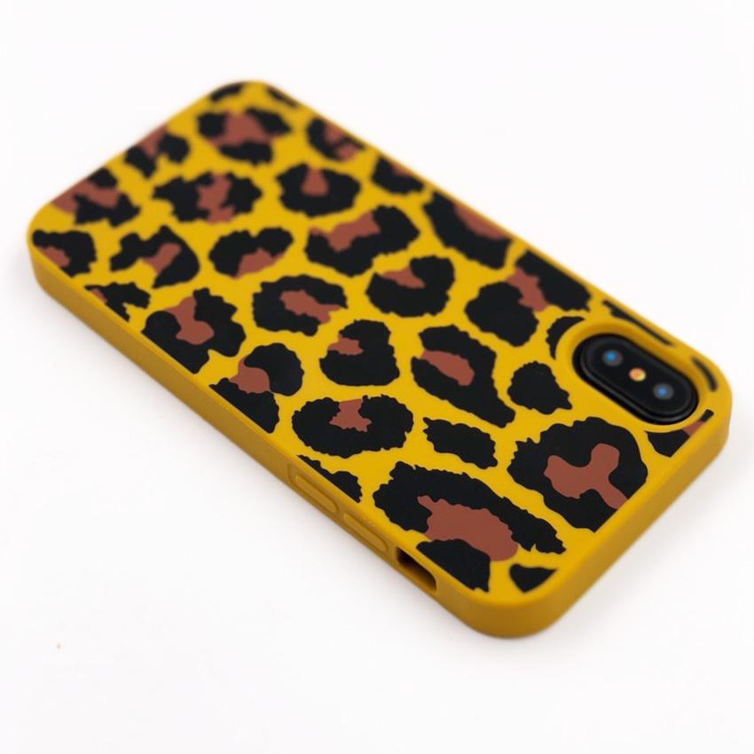 """SIMPLE CASE """"LEOPARD"""" for iPhoneXS/iPhoneX"""
