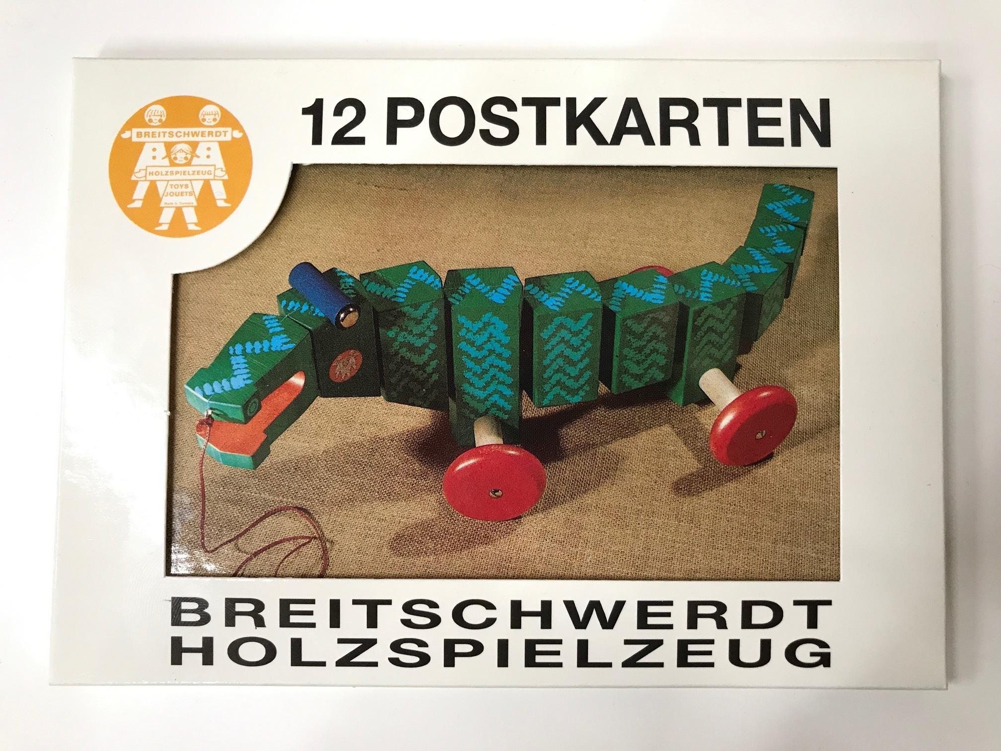 ブライトシュベルツ ポストカード